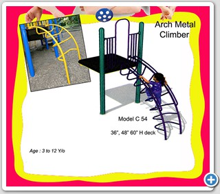 metal-arch-climbers